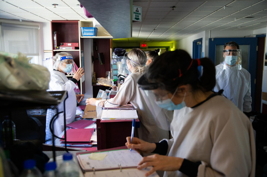 Coronavirus, médecins dans les tranchées: