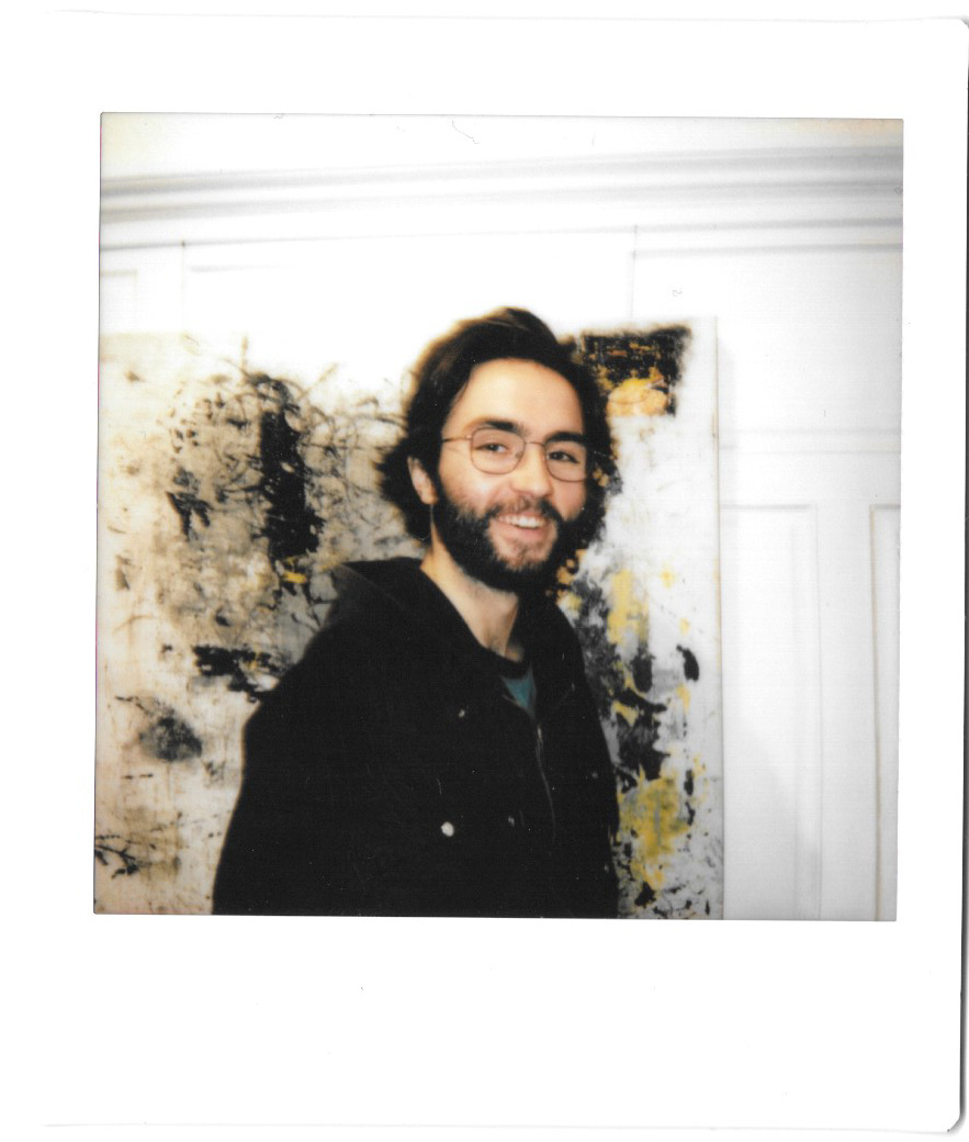 L'artiste Antoine Larocque