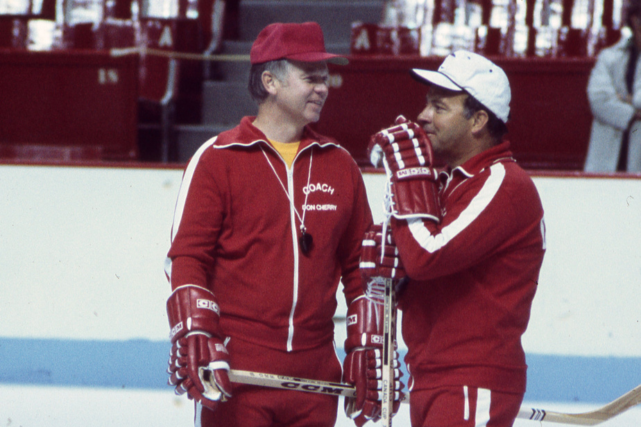 Don Cherry demeurera une figure marquant pour Maxi Domi — Canadiens