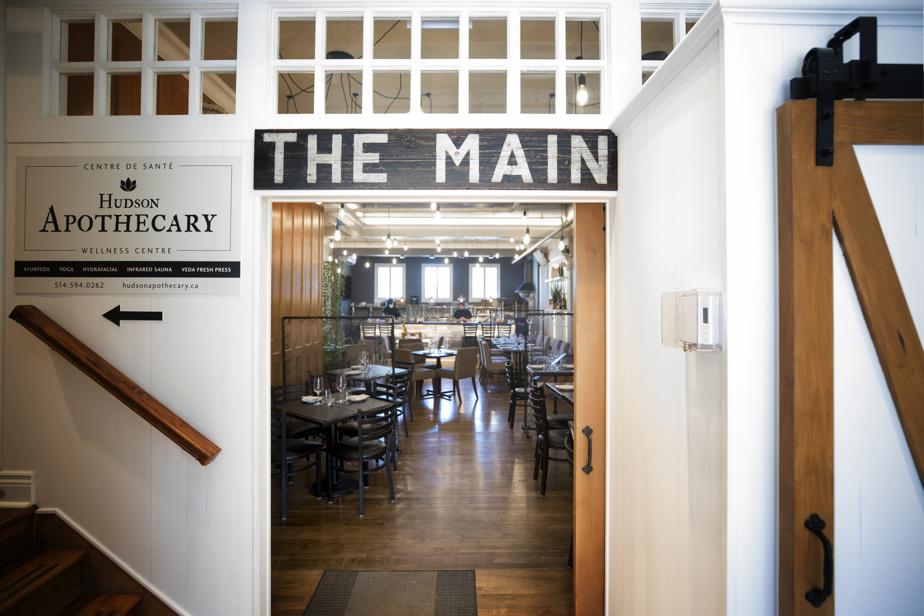 Au petit espace de boutique et cuisine s'est ajouté le restaurant Main Kitchen.
