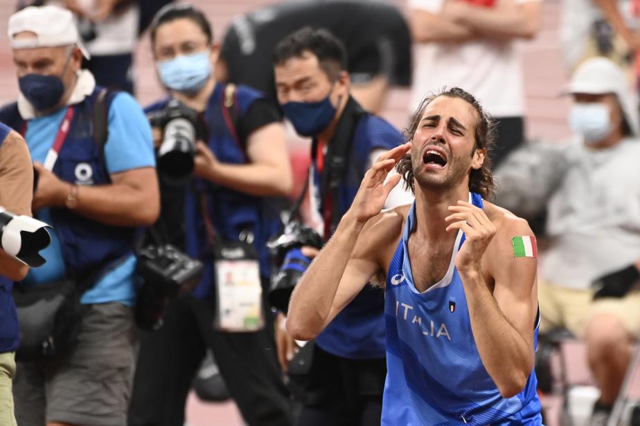 Les plus célèbres peintres et dramaturges italiens n'auraient pu imaginer pareille scène. Seul le sport peut offrir une émotion à l'état brut comme celle de l'Italien Gianmarco Tamberi, co-champion en saut en hauteur. Après un départage impossible, Tamberi et Mutaz Essa Barshim, du Qatar, ont convenu d'une trêve et ont chacun reçu l'or olympique.