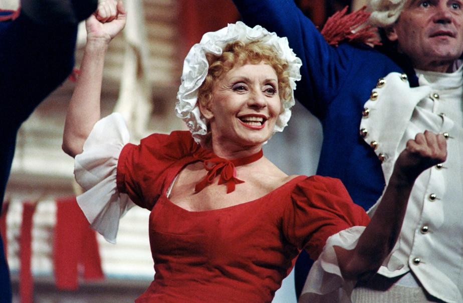 Annie Cordy (4septembre, 92ans)C hanteuse et actrice d'origine belge. Elle a enregistré plus de 700chansons et joué dans des films de Claude Sautet, Claude Chabrol, Alain Resnais,etc.