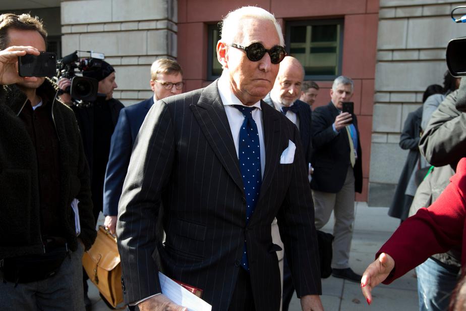 Trump martèle qu'il a le droit d'intervenir dans un dossier judiciaire