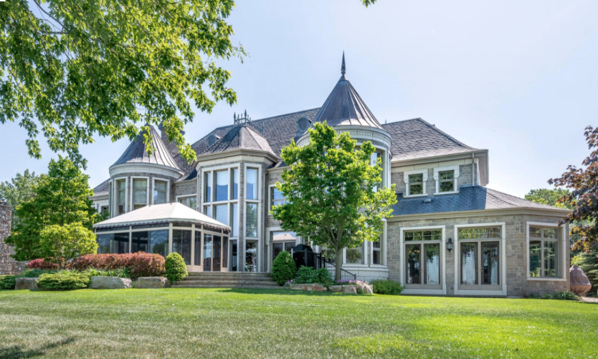 Cette propriété de Boucherville a été la plus chère vendue sur la Rive-sud.