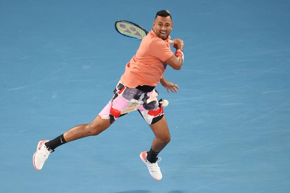 Kyrgios s'en prend au président de l'ATP — Tennis