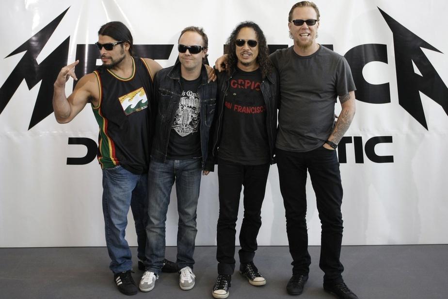 Metallica fait don de 250.000 euros à un hôpital pour enfants