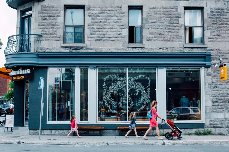 Le Colombus Café&Co s'est d'abord installé sur l'avenue du Mont-Royal, et compte désormais trois succursales montréalaises.