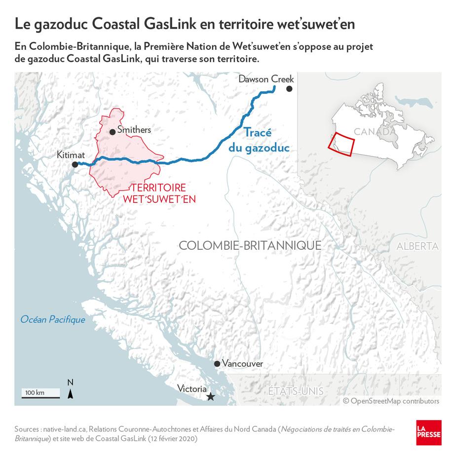 Rails bloqués : Legault s'entretiendra avec Trudeau ce vendredi