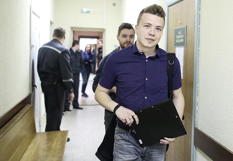 Vol détourné et opposant arrêté | La Biélorussie sous pression internationale