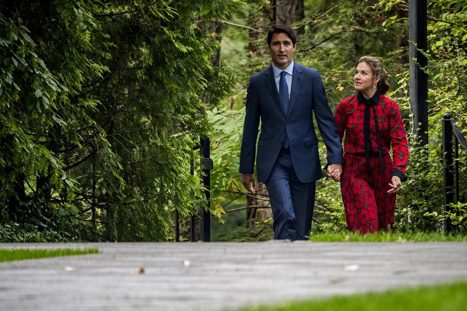 L'épouse du Premier ministre canadien testée positive — Coronavirus