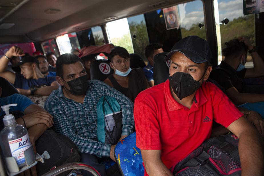 Des milliers de Honduriens ont ainsi été refoulés.
