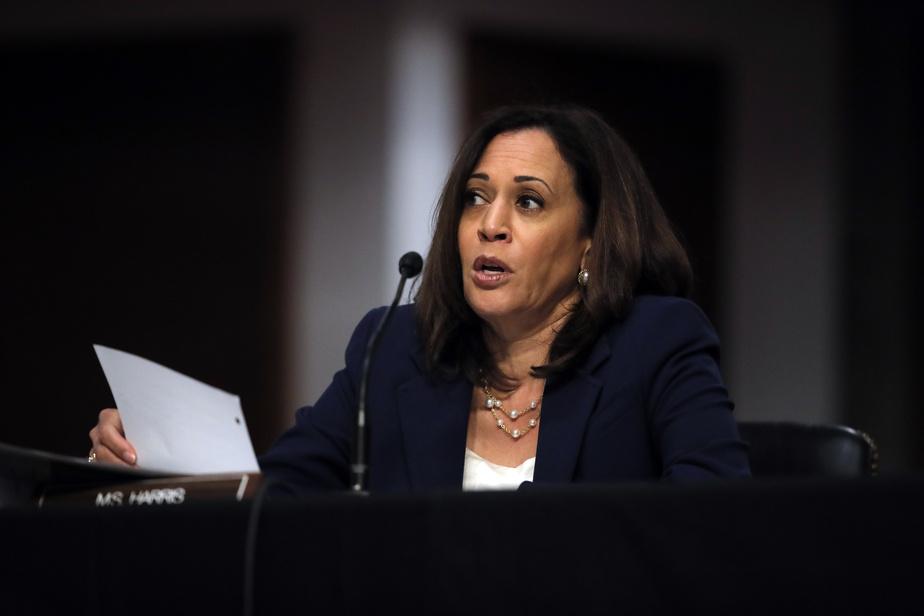 Réponse: La sénatrice démocrate Kamala Harris, lors du débat de candidats à la vice-présidence américaine du 7octobre dernier, à la question: Vous ferez-vous vacciner contre le coronavirus?