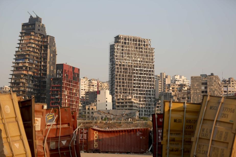 Plus de la moitié de la capitale a été dévastée.