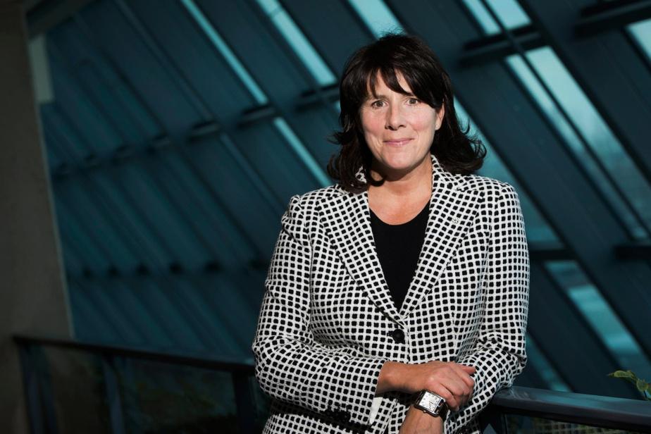 Sophie Brochu à la tête d'Hydro-Québec