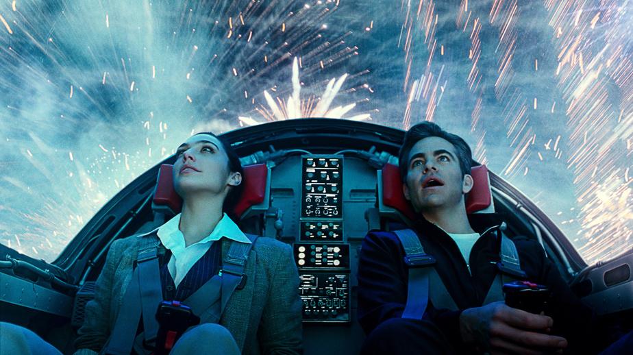 Wonder Woman 1984 : La scène d'ouverture du film