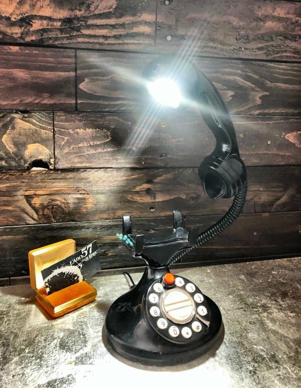 … même les vieux téléphones!