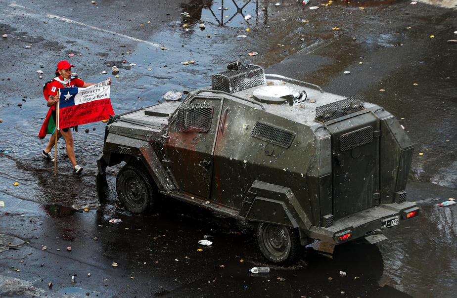 Chili : le président Piñera annonce un remaniement du gouvernement