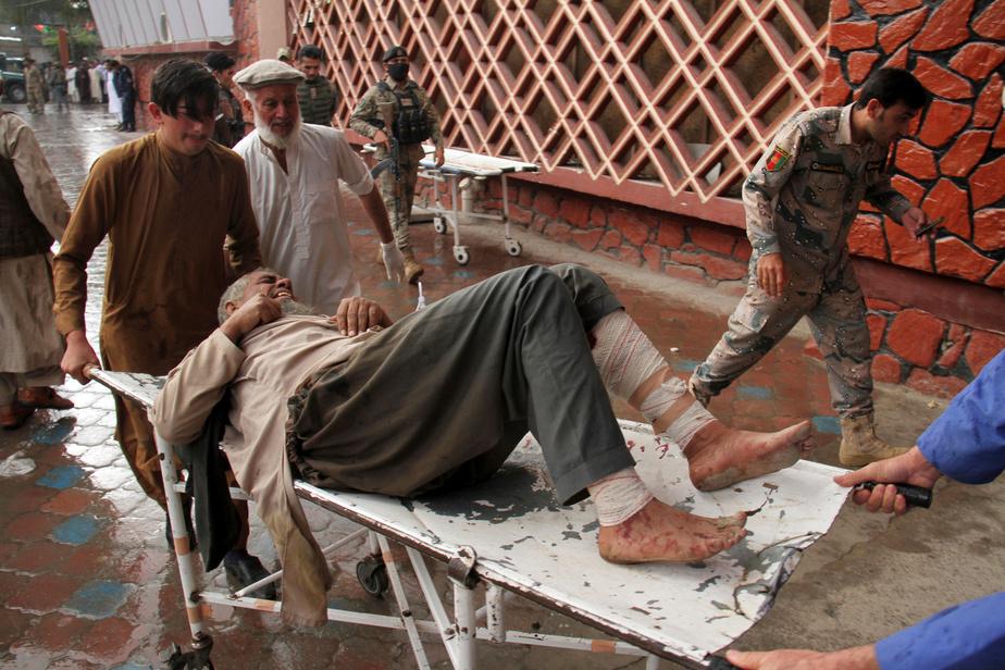 Une explosion dans une mosquée fait au moins 29 morts — Afghanistan