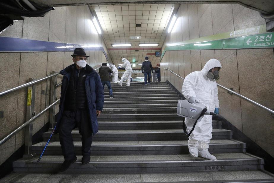 L'Italie est le pays européen le plus touché par l'épidémie de coronavirus