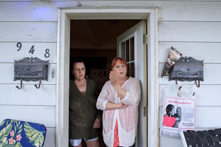 Voisines du refuge, Jocelyne et Giselle Boisclair considèrent que le quartier est devenu dangereux. «Il y a beaucoup de seringues dans les environs, soulignent-elles. On voit aussi des gens se battre.»