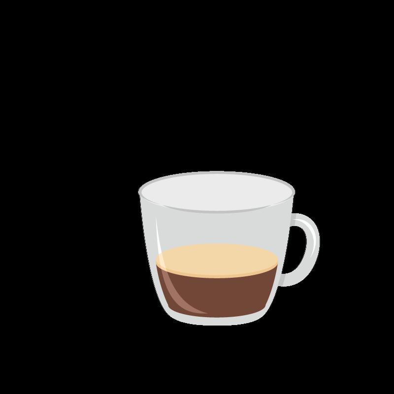 La question du double espresso…