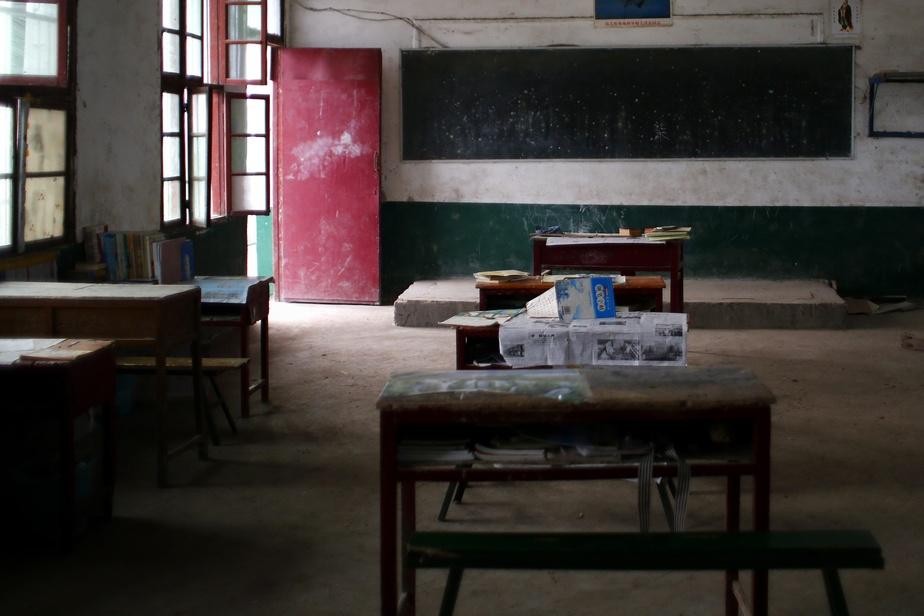 Huit écoliers tués le jour de la rentrée — Chine