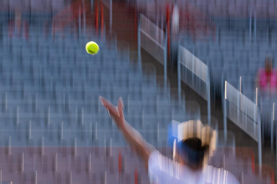 Le 11août dernier, l'Ukrainienne Elina Svitolina s'est inclinée en trois manches face à la Britannique Johanna Konta sur le court central du stade IGA, lors des seizièmes de finale de l'Omnium Banque Nationale.