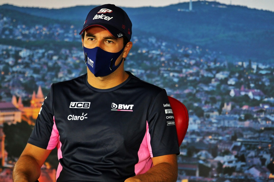 Le confinement de Sergio Perez officiellement terminé