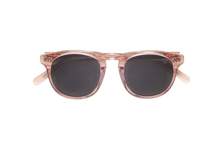 Ces lunettes compostables sont fabriquées en acétate de cellulose.