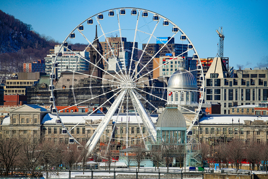 La Grande Roue du Vieux-Montréal