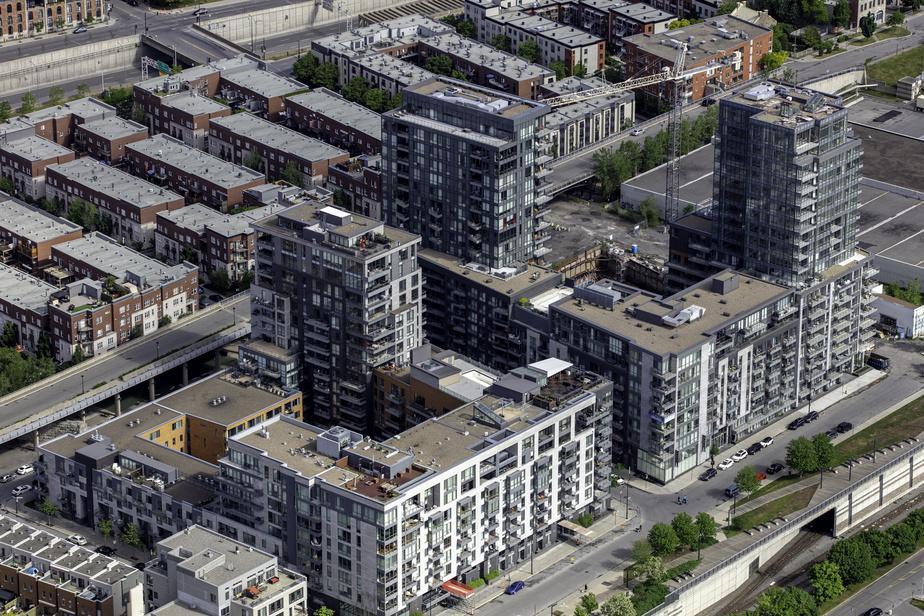 La huitième et dernière phase du projet Solano, en bordure du quai de l'Horloge, dans le Vieux-Montréal
