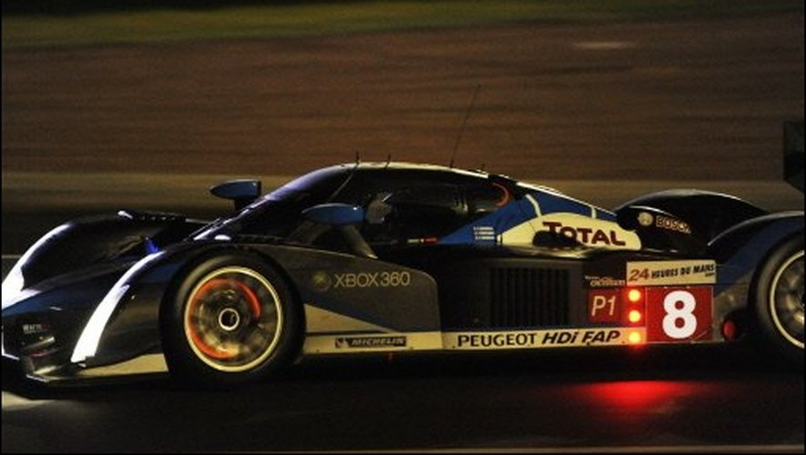 Peugeot revient aux 24 Heures du Mans