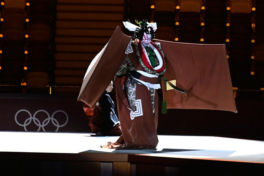 La cérémonie a néanmoins fait la part belle à la culture, à la créativité et à l'histoire ancestrale du pays hôte.