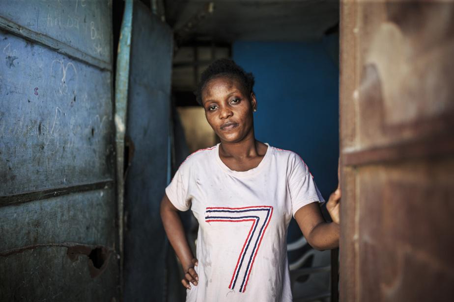 Cynthia Séraphin, 26ans, habite le quartier de Conassa, qu'elle n'apprécie pas en raison de la présence de gangs armés. «Je ne veux pas rester ici», confie-t-elle à LaPresse. Elle aimerait retourner sur la terre de ses parents, à Milot, non loin de Cap-Haïtien, mais est rebutée par les mauvais rendements des dernières années, attribuables aux changements climatiques.