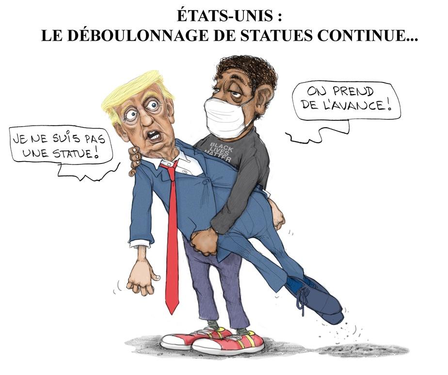 HUMOUR : Le déboulonnage des statues continue (Image) 4a61dec0-b0cf-11ea-b33c-02fe89184577