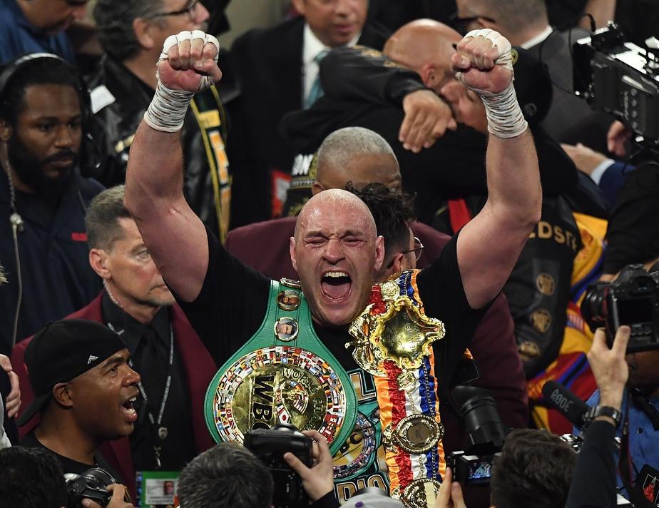 Wilder va activer sa clause de revanche contre Fury