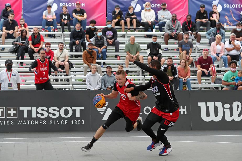 Le sport a fait ses débuts olympiques cet été, à Tokyo. Sur la scène internationale, le basketball3x3 avait toutefois déjà été présenté aux Jeux olympiques de la Jeunesse de 2010, à Singapour.