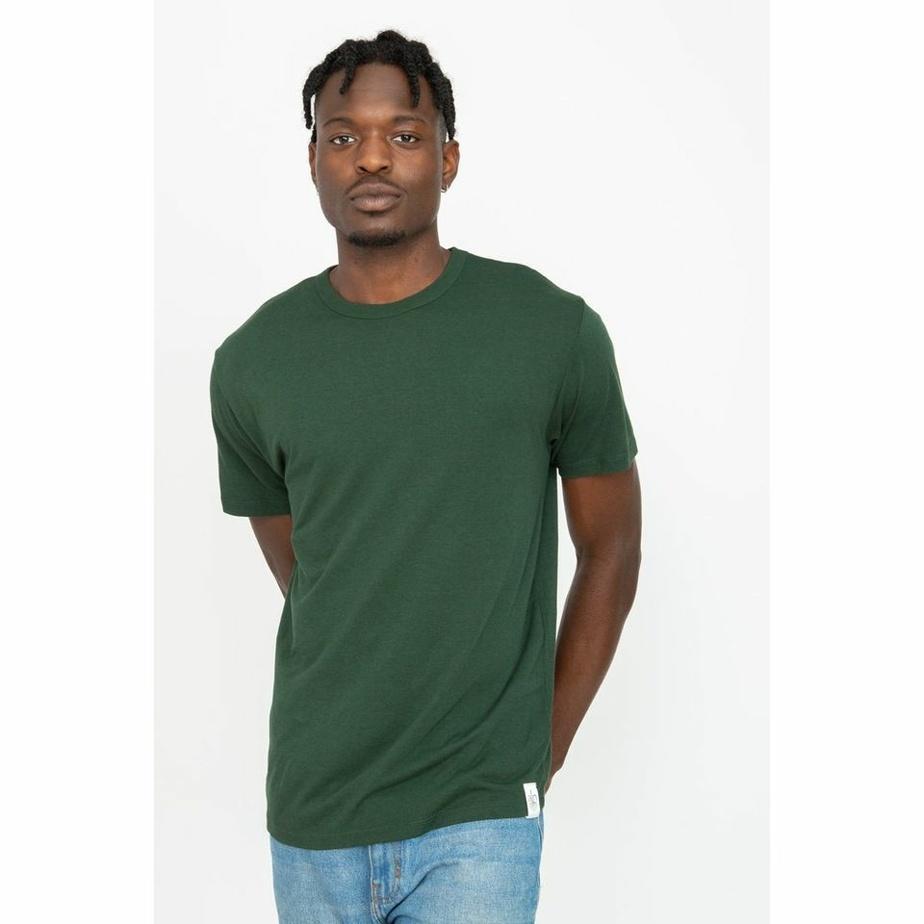 T-shirt en coton biologique et rayonne de bambou, 39,50$