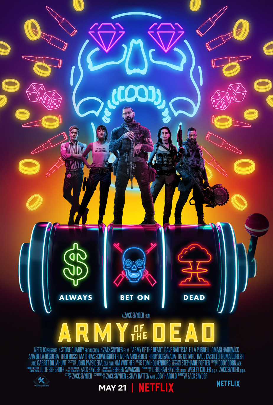 Army of the Dead (V. F.: L'armée des morts)
