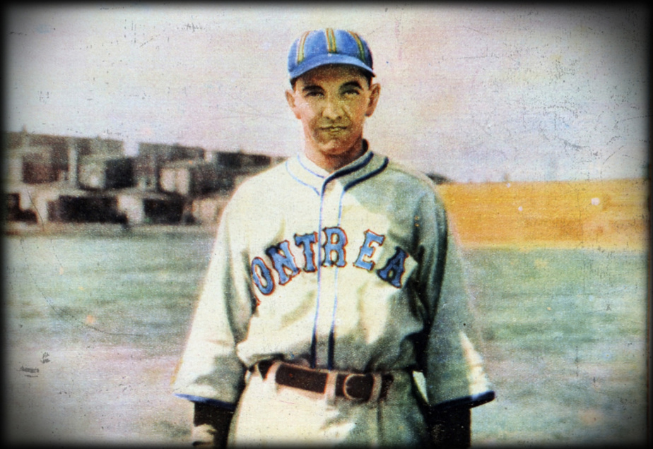Robert Shawkey, lanceur des Royaux de Montréal