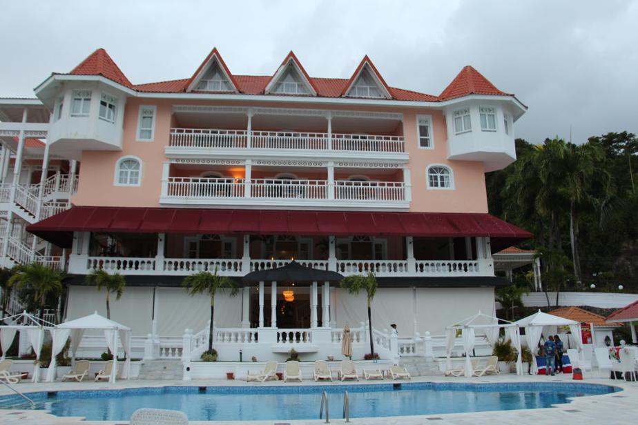 L'hôtel Bahia Principe Luxury, à SantaBárbara de Samaná