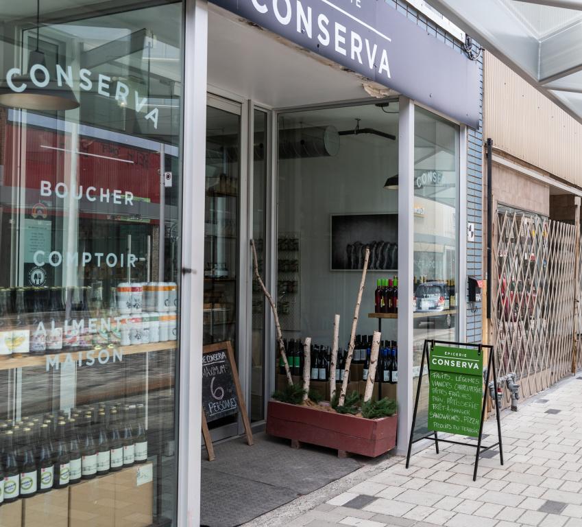 L'épicerie fine Conserva