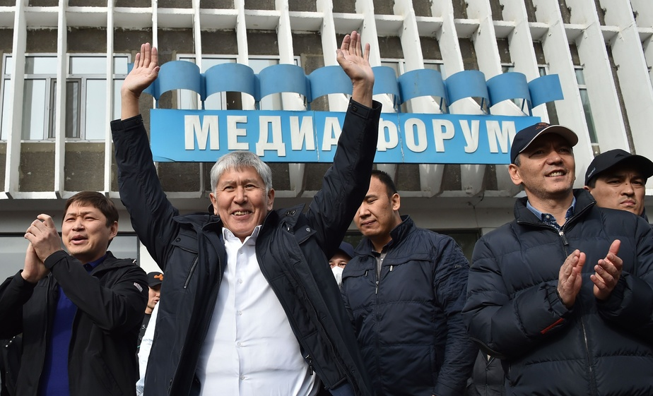 Kirghizstan - Manifestations: le président Sooronbai Jeenbekov se dit prêt à démissionner
