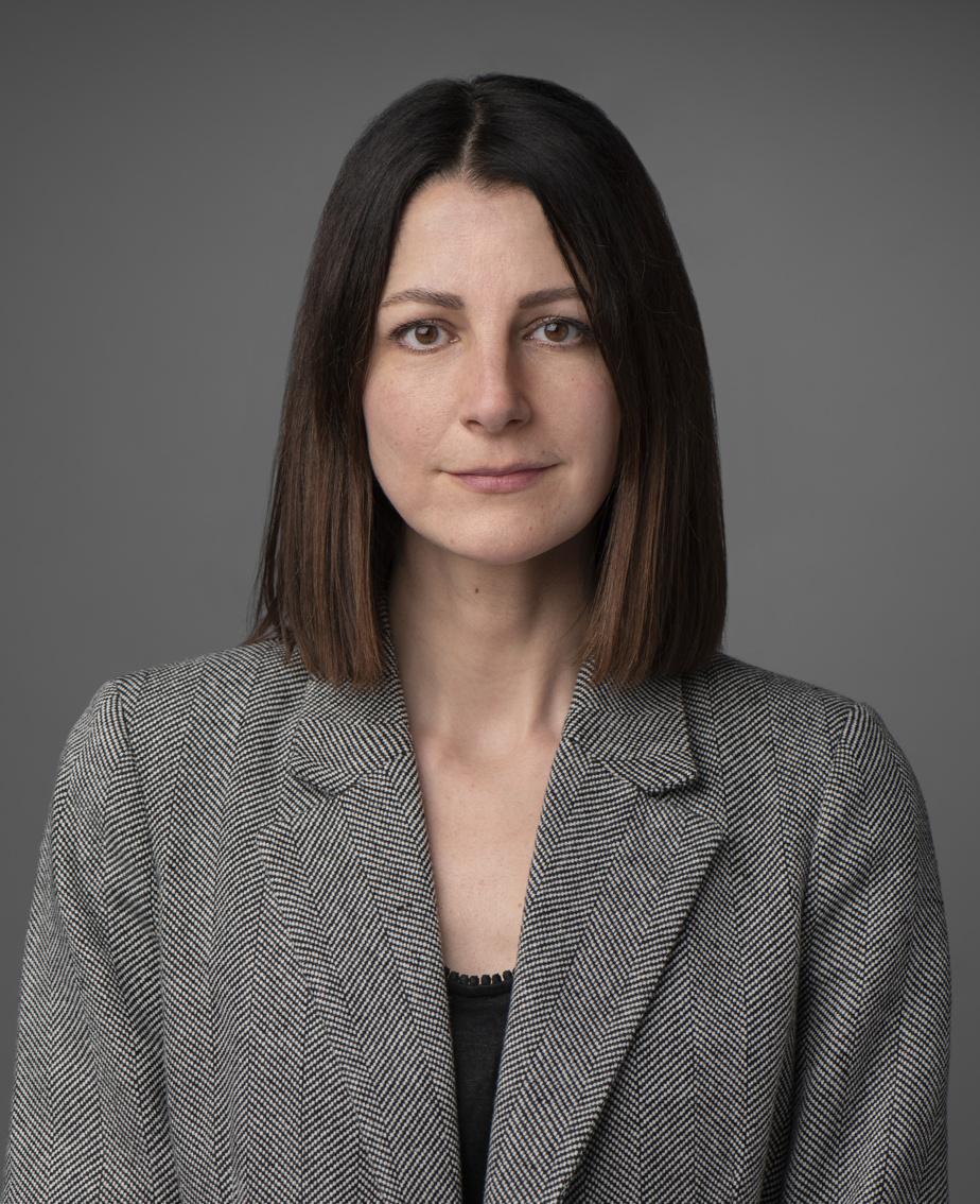 Natalia Bojovic, nouvelle cheffe de la production des expositions au MBAM