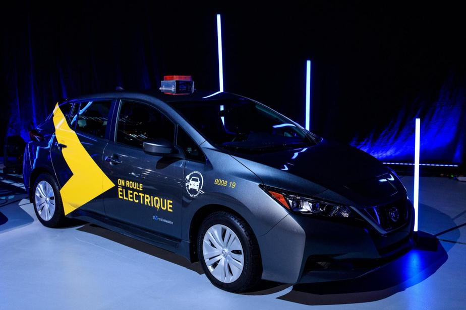 Québecor peut «certainement» électrifier ses véhicules sans aide de Québec