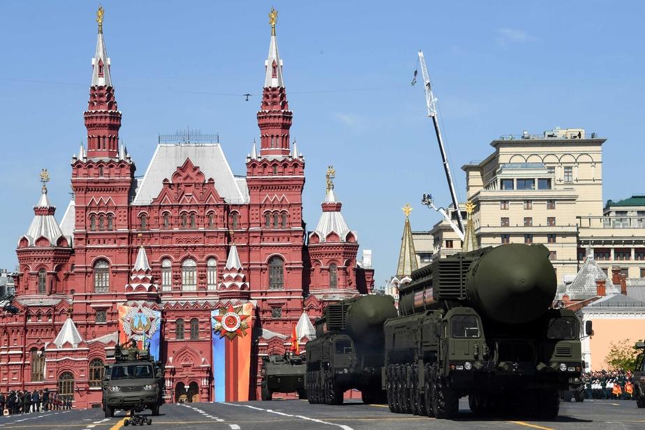 Vladimir Poutine supervise des tirs de missiles stratégiques 59cda7ab-f0ed-11e9-a65c-0eda3a42da3c