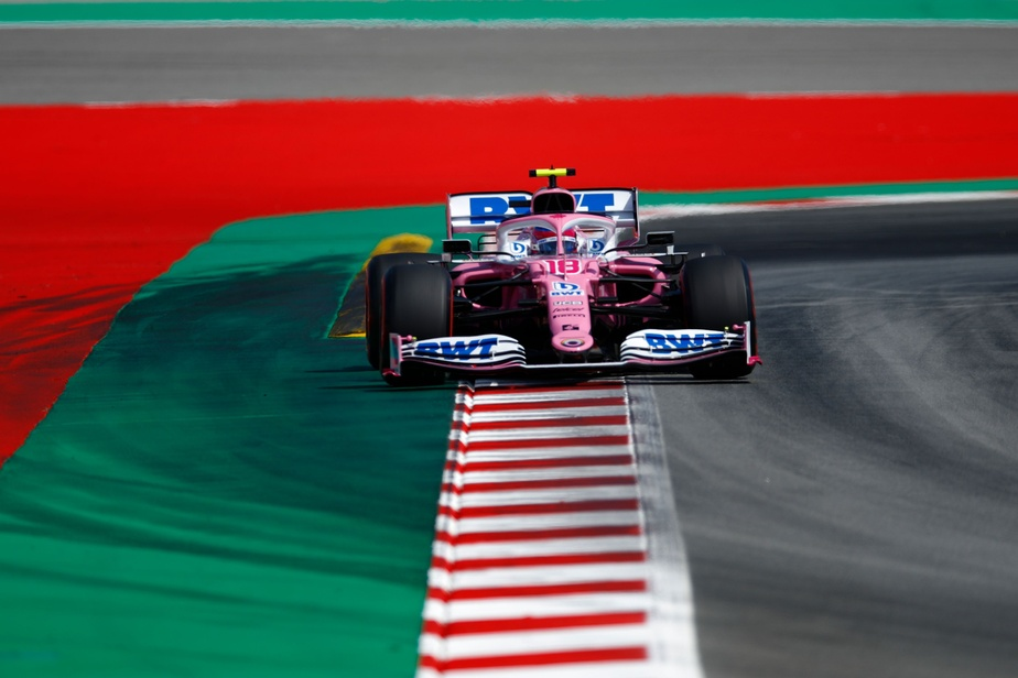 F1 : Verstappen est bloqué entre les deux Mercedes