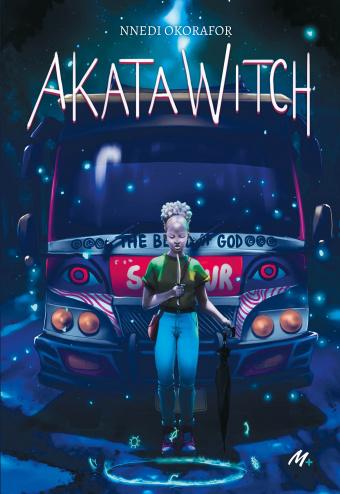 Akata Witch, de Nnedi Okorafor, éditions l'École des loisirs.