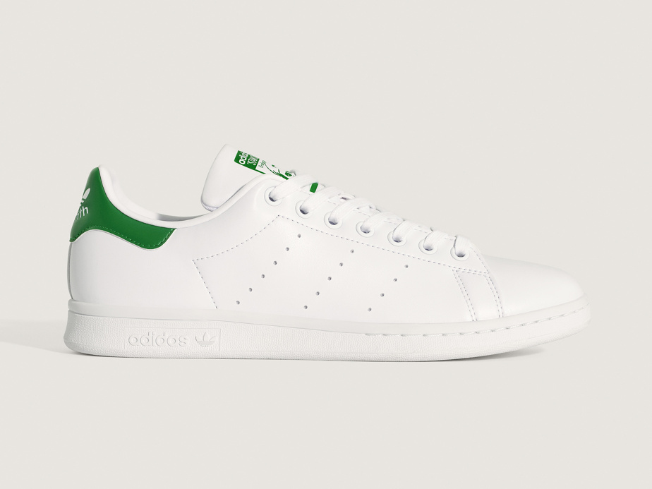 Chaussures Stan Smith traditionnelles (écolos), 110$