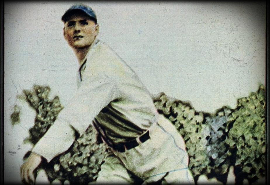 Herb Thormahlen, lanceur gaucher des Royaux